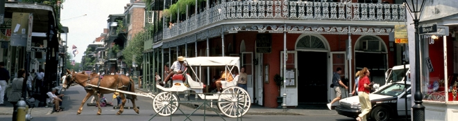 The Story of New Orleans in Louisiana