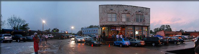 Ground Zero Blues Club Clarksdale Mississippi