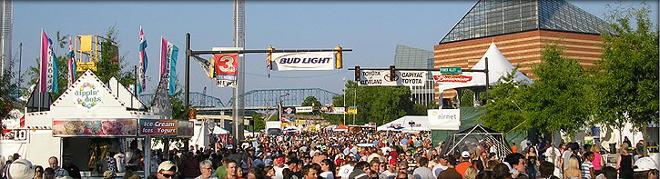 Tennessee Music Festivals